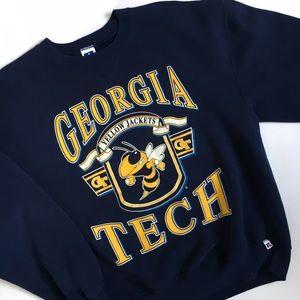 90's Ga Tech sweater